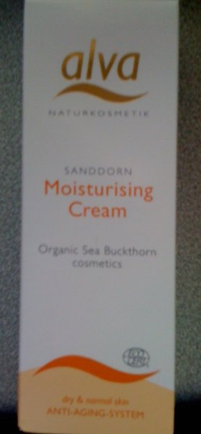 Alva Sanddorn (Anti-Ageing) Cream from MyPure
