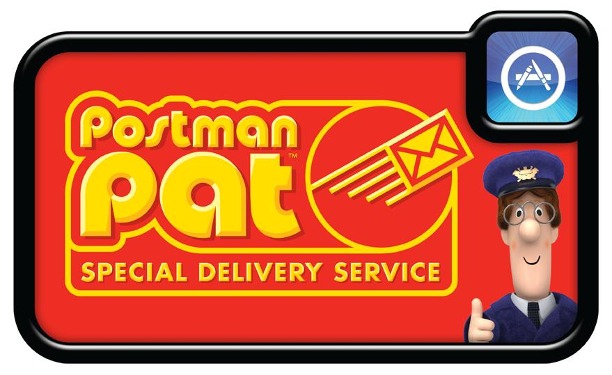 Postman Pat Special Delivery Service App now on App Store