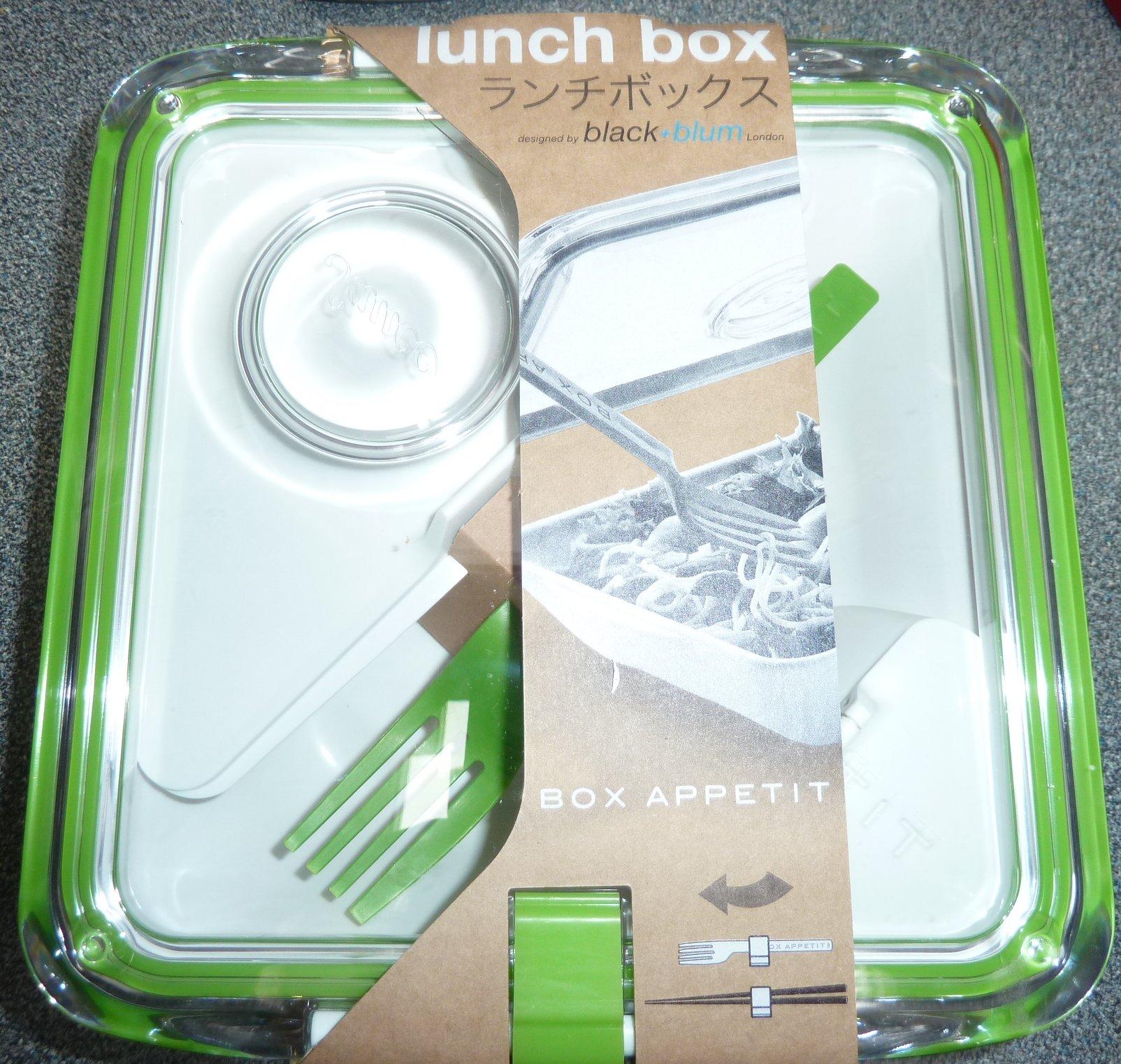 Box Appetit Lunch Box