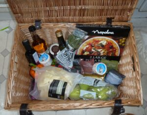 Capricorn Goats Cheese Hamper