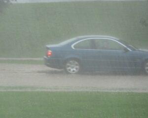 Newcastle Flood