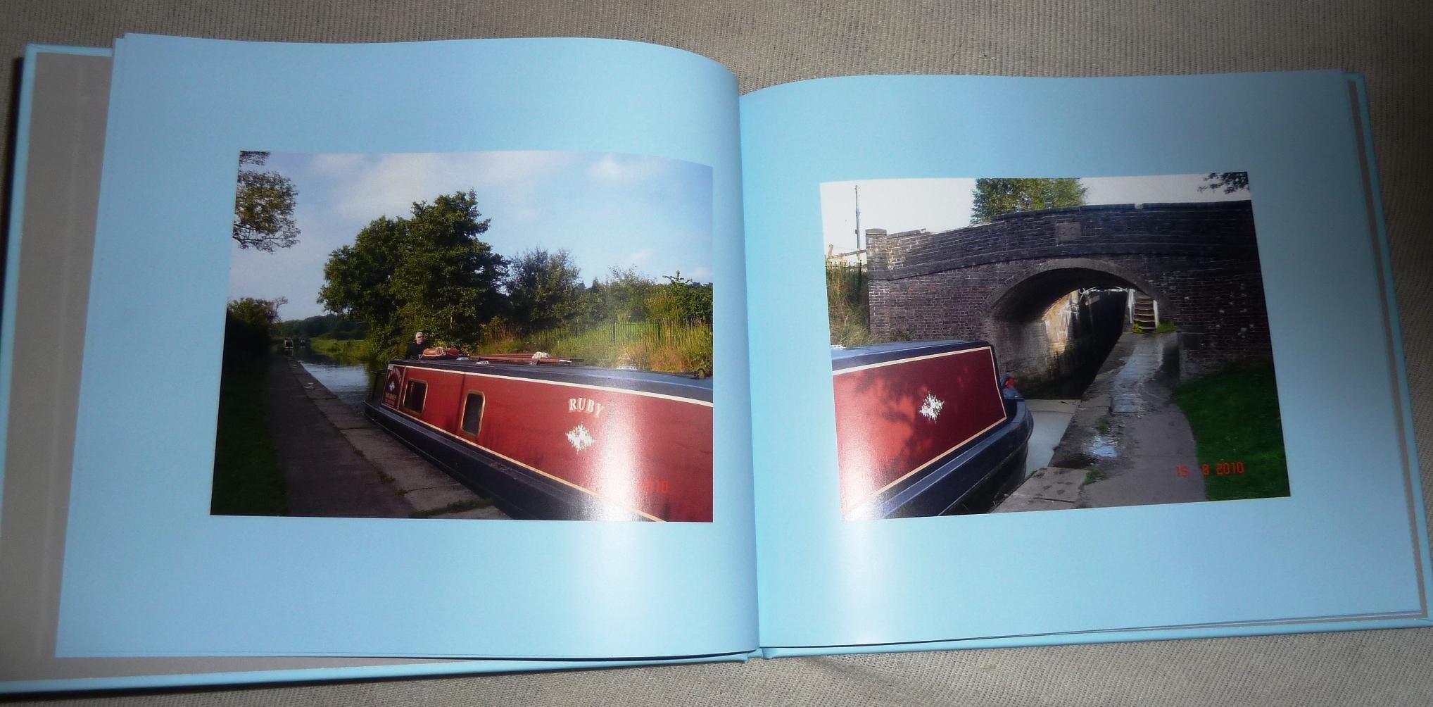 Blurb photobook