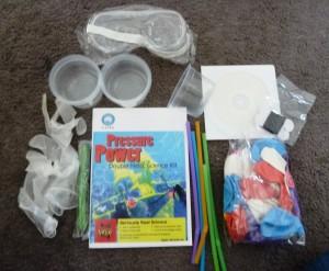 Pressure Power Sciene Kit