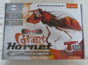 Technokitz Rivetz Giant Hornet
