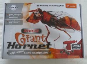 Technokitz Rivetz Giant Hornet