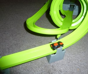 Nano Super Speed Vert Crash Set