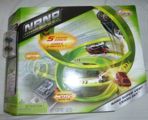 Nano Speed Crash Set