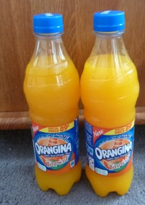Orangina Tropical