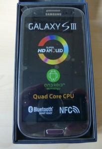 Samsung S III