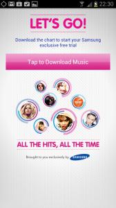 Official Top 40 App
