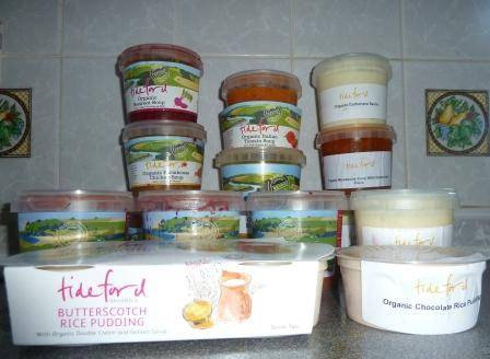 Tideford products