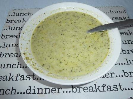 Tidefore pea and pint soup