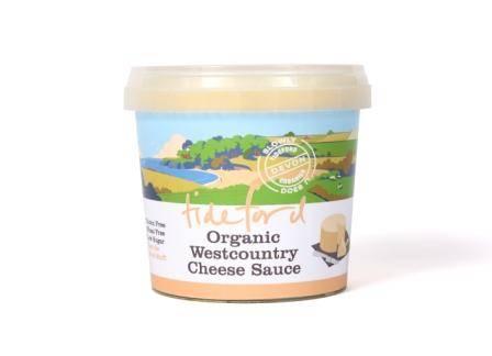 Tideford cheese sauce