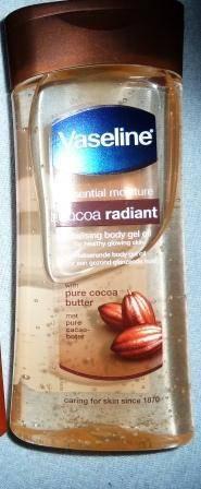 Vaseline Cocoa Butter Gel Body Oil