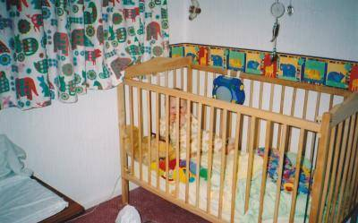 A childs bedroom
