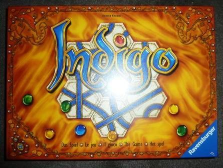 Ravensburger Indigo Board Game Review