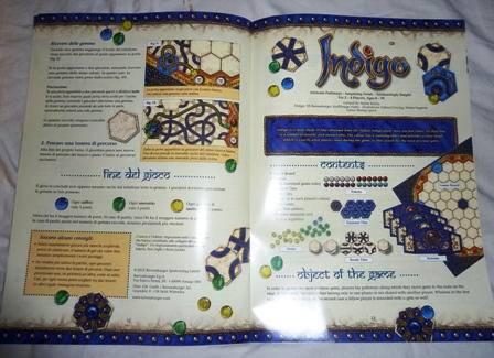 Indigo manual