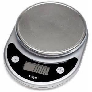 ozeri kitchen scale