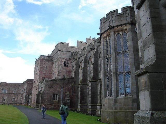 Bambrough castle