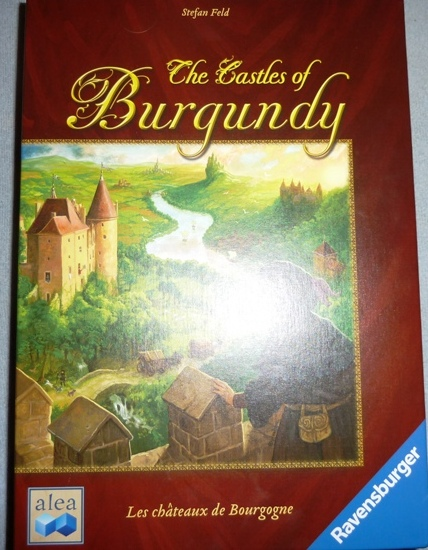 Castles Of Burgundy Board Game Review