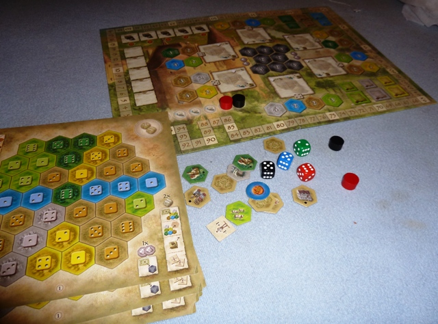 CastlesOfBurgandy6 Castles Of Burgundy Board Game Review