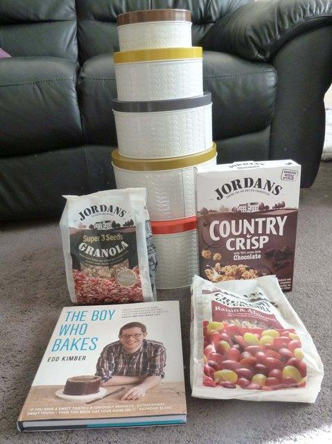 Jordans Blogger Challenge Recipe Prize