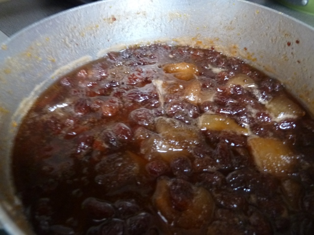 Apple Chutney: Perfect with Roast Pork - Dragons and Fairy Dust