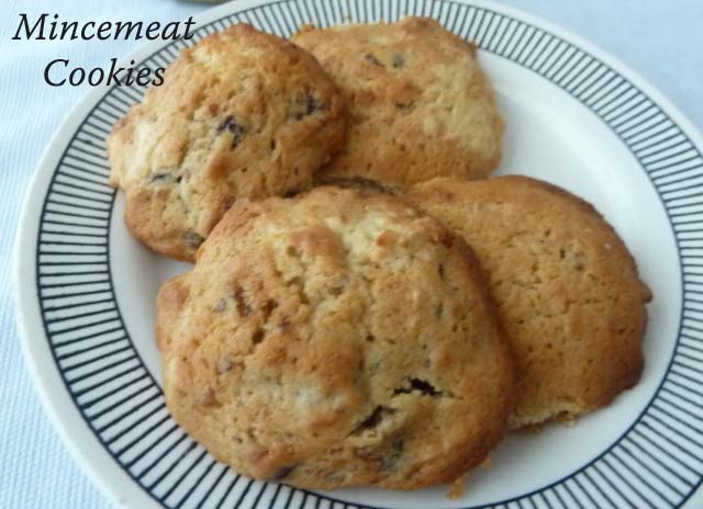Mincemeat Biscuits