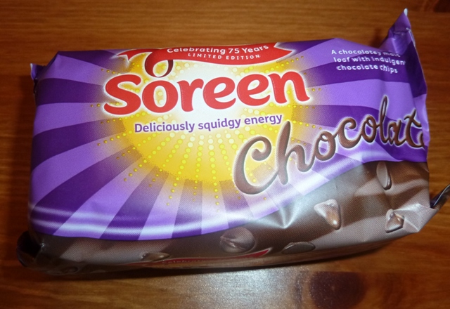 ChocolateSoreeen How To Eat Your Soreen Chocolate Loaf