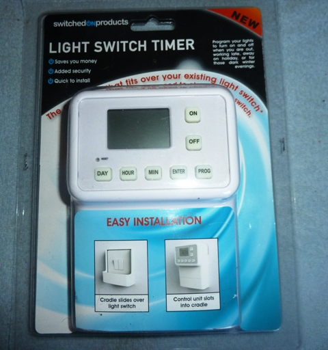 LightSwtichTimer Light Switch Timer Review