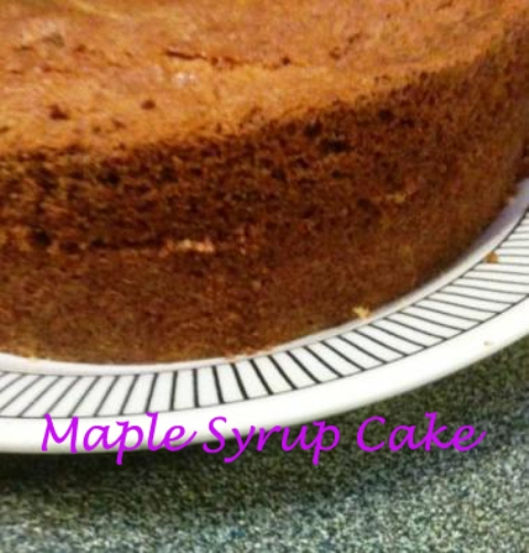 MapleSyrupCake3 copy Maple Syrup Cake