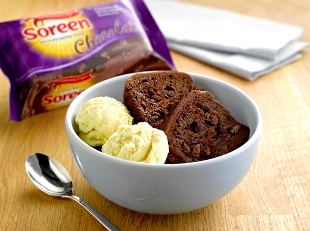 SoreenChocolateIceCream 1024x764 How To Eat Your Soreen Chocolate Loaf
