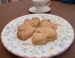 CherryShortbeard2 150x116 Cherry Shortbread Recipe