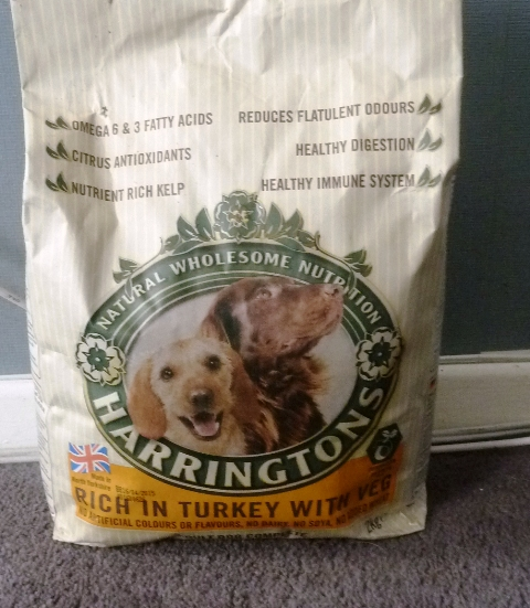 Is Harringtons Good Dog Food