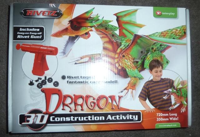 Rivetz Dragon Review