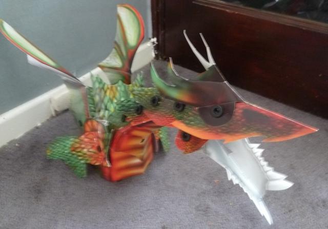 Rivetz Dragon