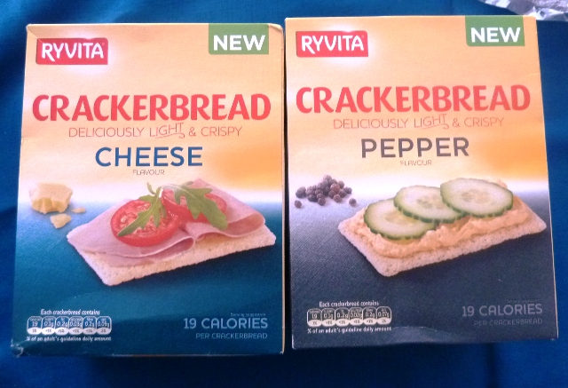 RyvitaCrackerBread Ryvita Crackerbread   A Healthy Lunch