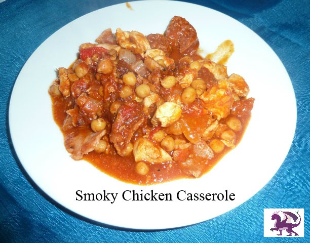 Smoky Chicken Casserole