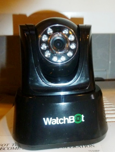 Watchbot2 WatchBot Monitoring Camera Review