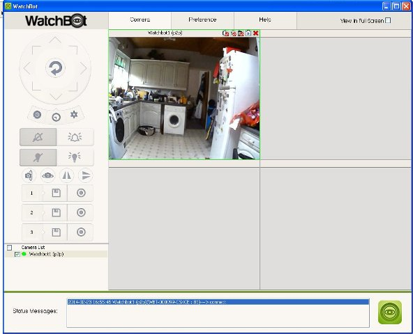 watchbot WatchBot Monitoring Camera Review