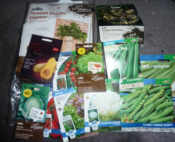 Gardening 4 Starting a Vegetable Garden