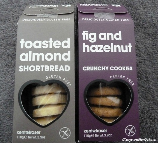 Kent and Frazer biscuits