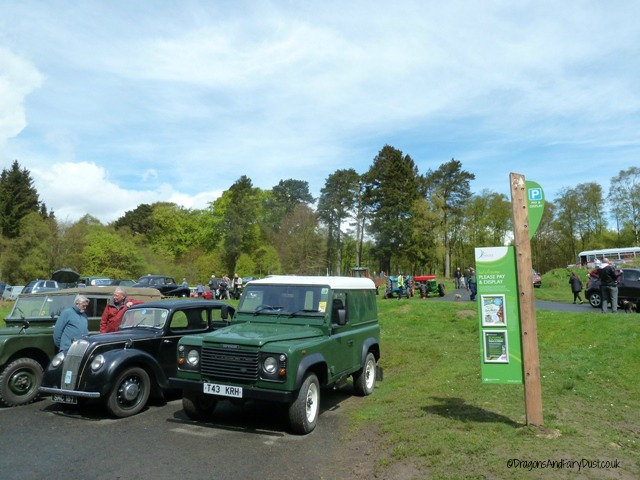 Kielder Vintage Car Rally