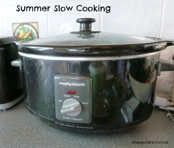 Summer Slow cooking