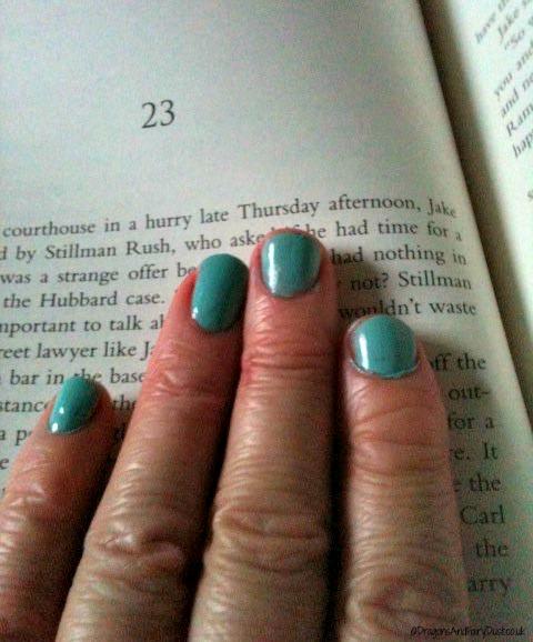 Tanya Burr eye Candy nail polish