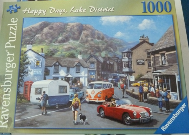 Ravensburger Happy Days Lake District