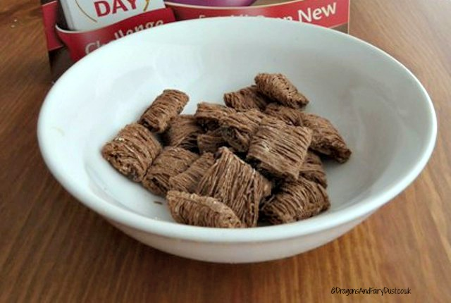 All Bran chocolate wheats