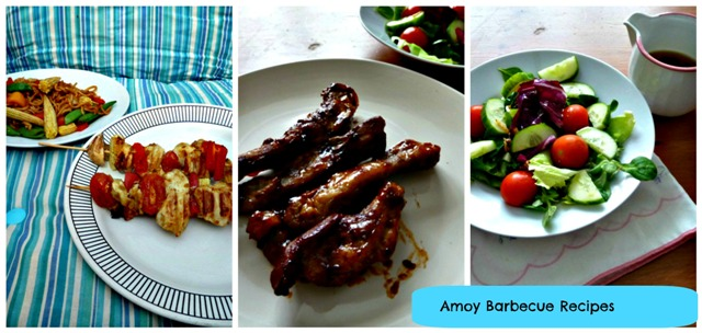Amoy Barbecue recipes