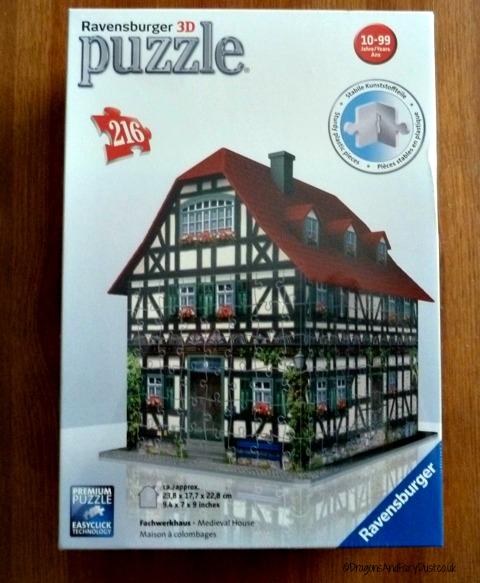 Ravensburger 3D jigsaw