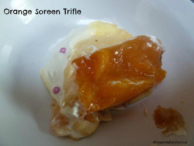 Orange Soreen Trifle
